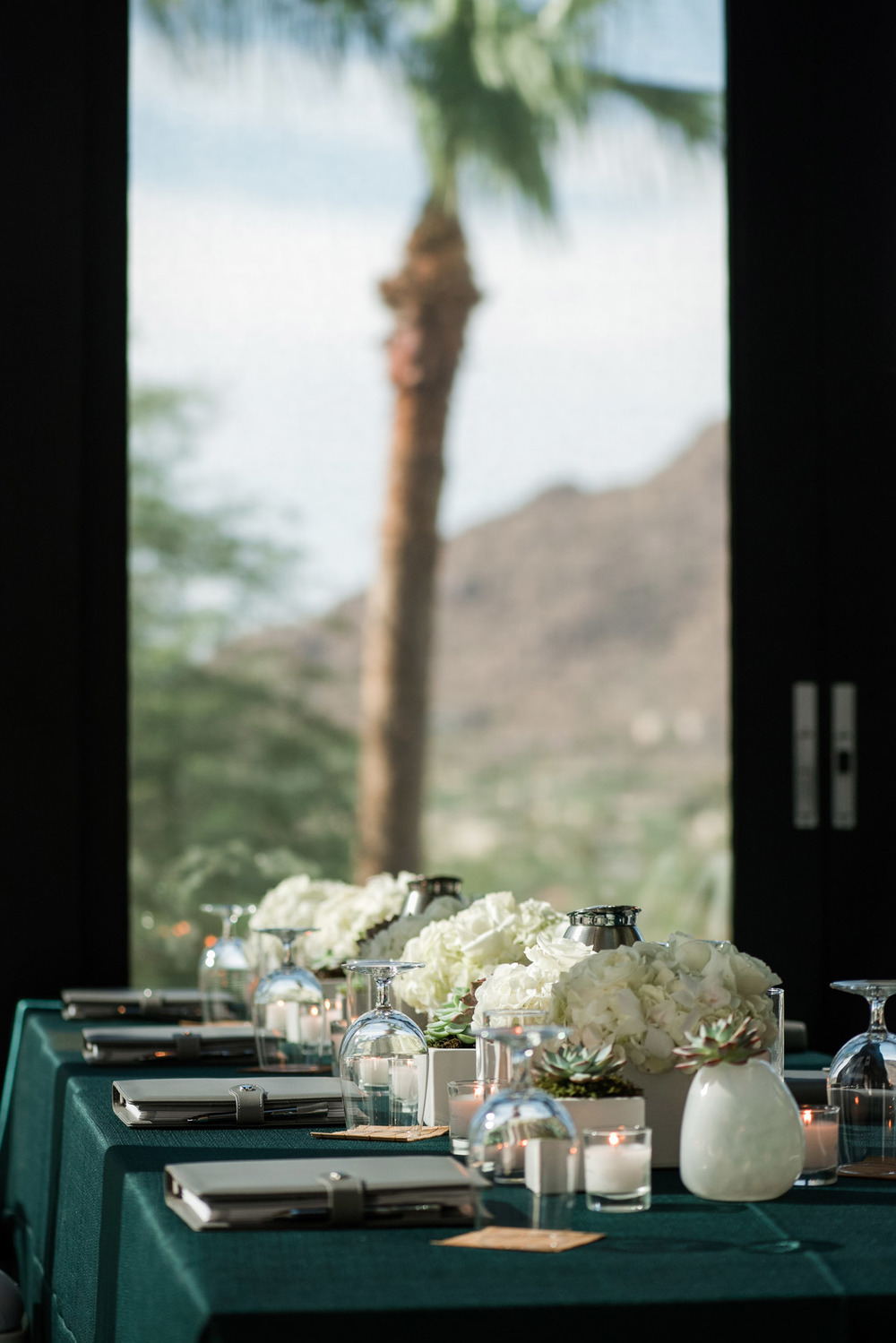 Destination Weddings at the Camelback Sanctuary in Arizona.