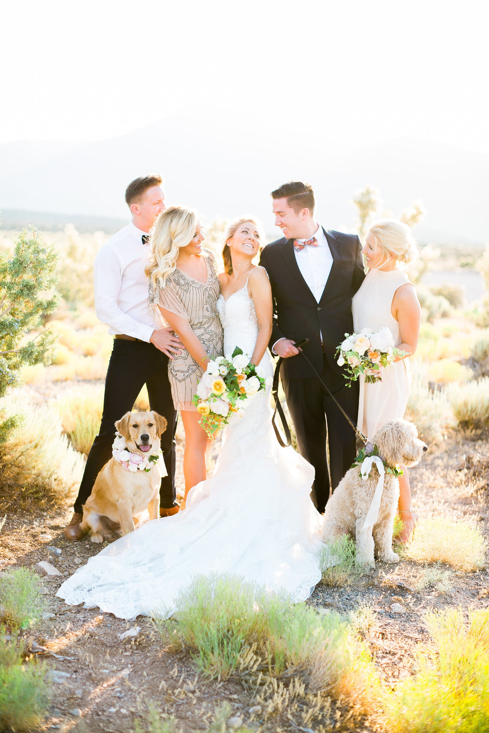 Rustic glam wedding style shoot