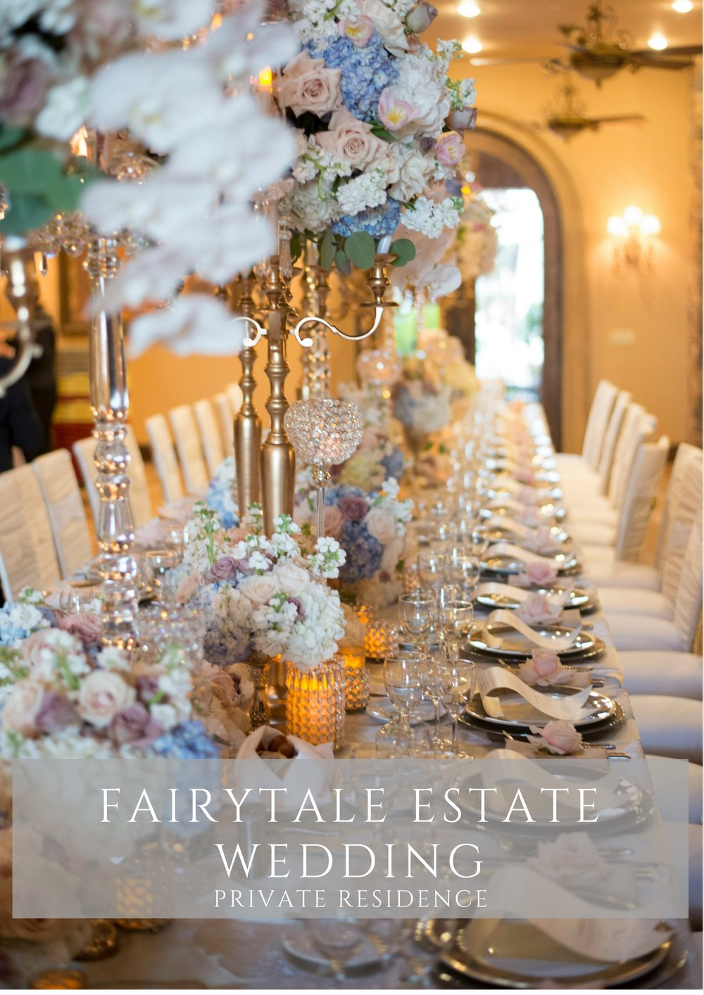 Fairytale Wedding Private Estate Las Vegas