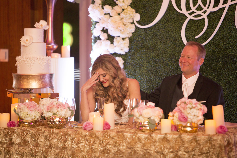 Wedding Toasts.  Las Vegas Wedding Planner Andrea Eppolito.  Image by AltF.