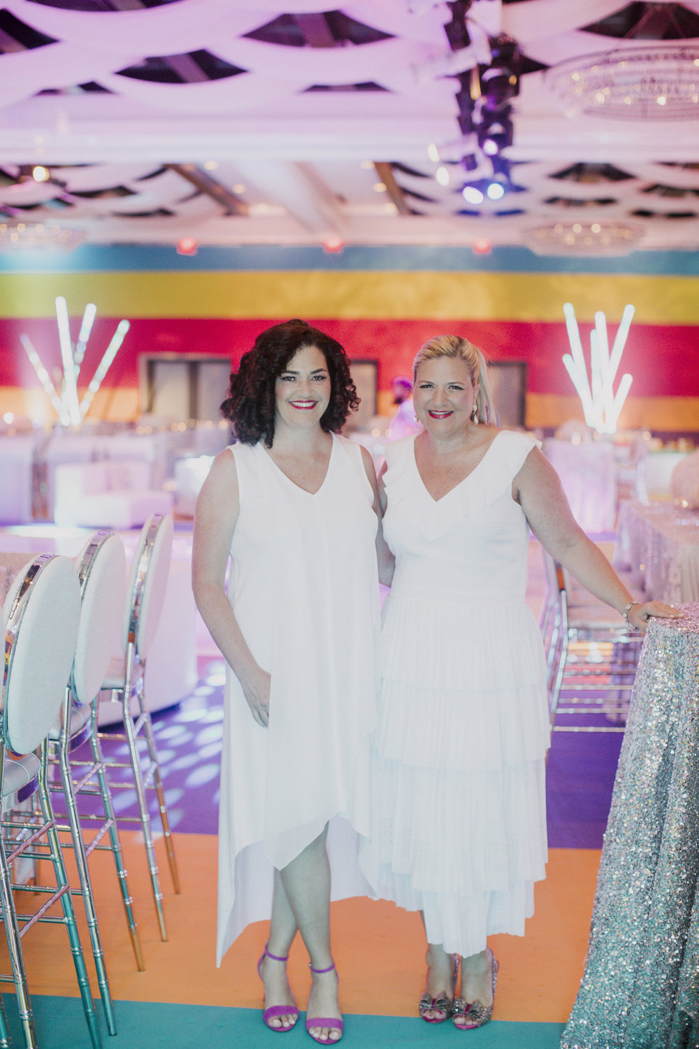 Our fearless leaders of Engage! Luxury Wedding Business Summit. Photo by John Cain Sargent. Production and design by HMR Designs.