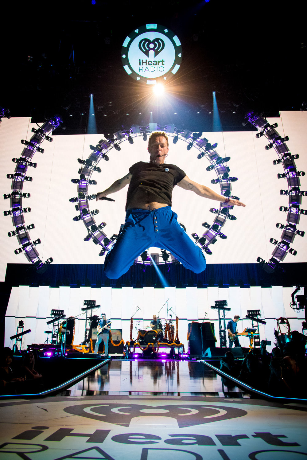Coldplay's Chris Martin by Brian Friedman of B Freed Wedding Photography.