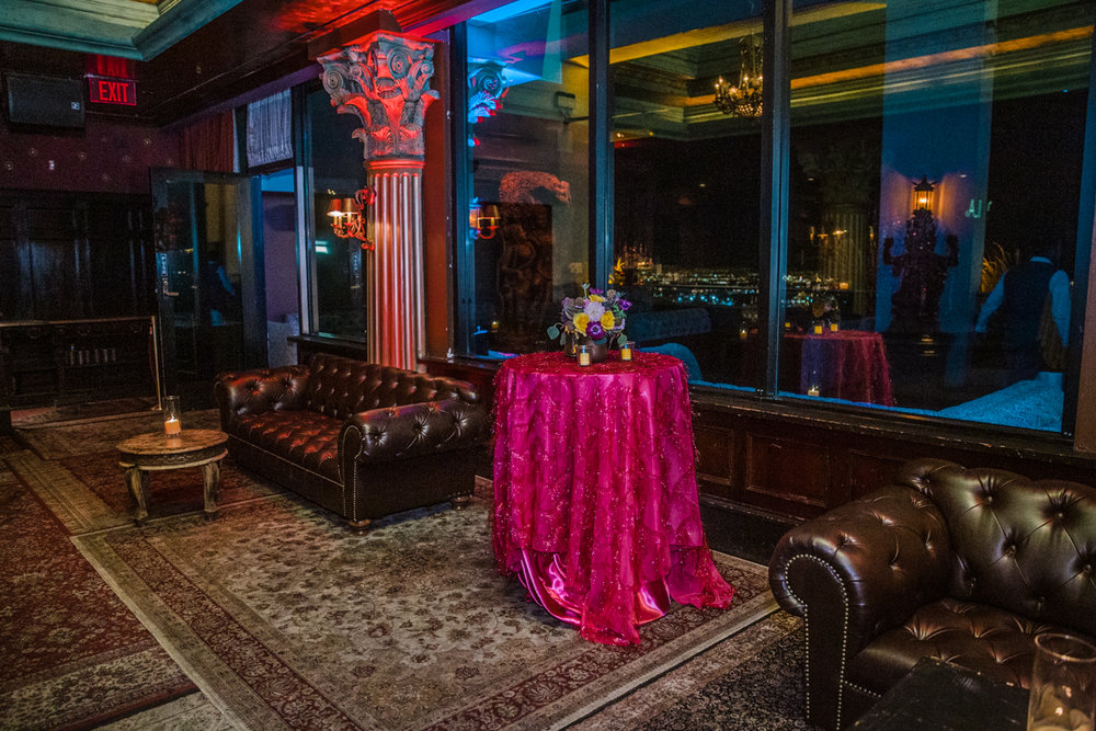 The Knot Rocks Wedding MBA at the Foundation Room