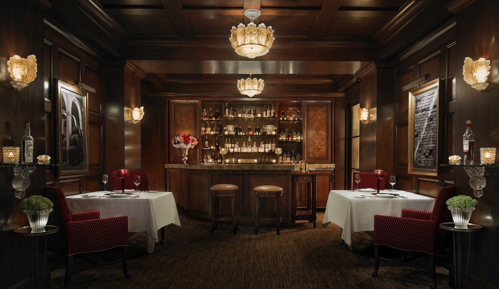Macallan Bar. Photo Courtesy of The Montage Beverly Hills.