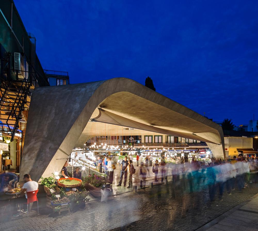 Beşiktaş Fishmarket