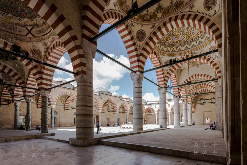 Üç Şerefeli Mosque