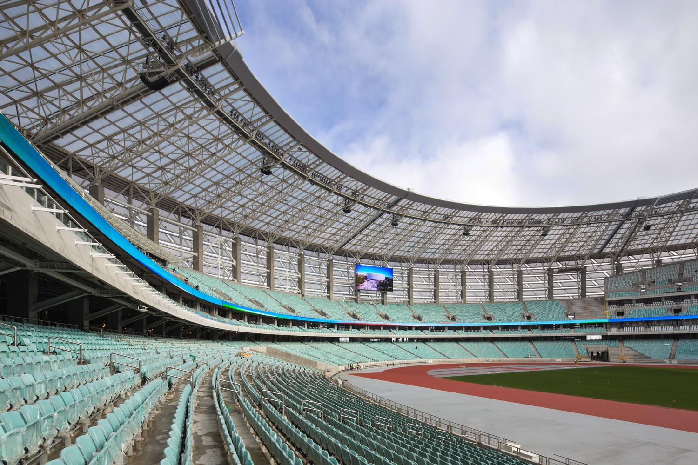 BAKU - Olympic Stadium (69,870) - UEFA EURO 2020 - Page 18 ...