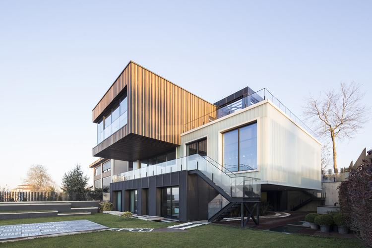Kartal Weekend House Altkat Architectural Photography