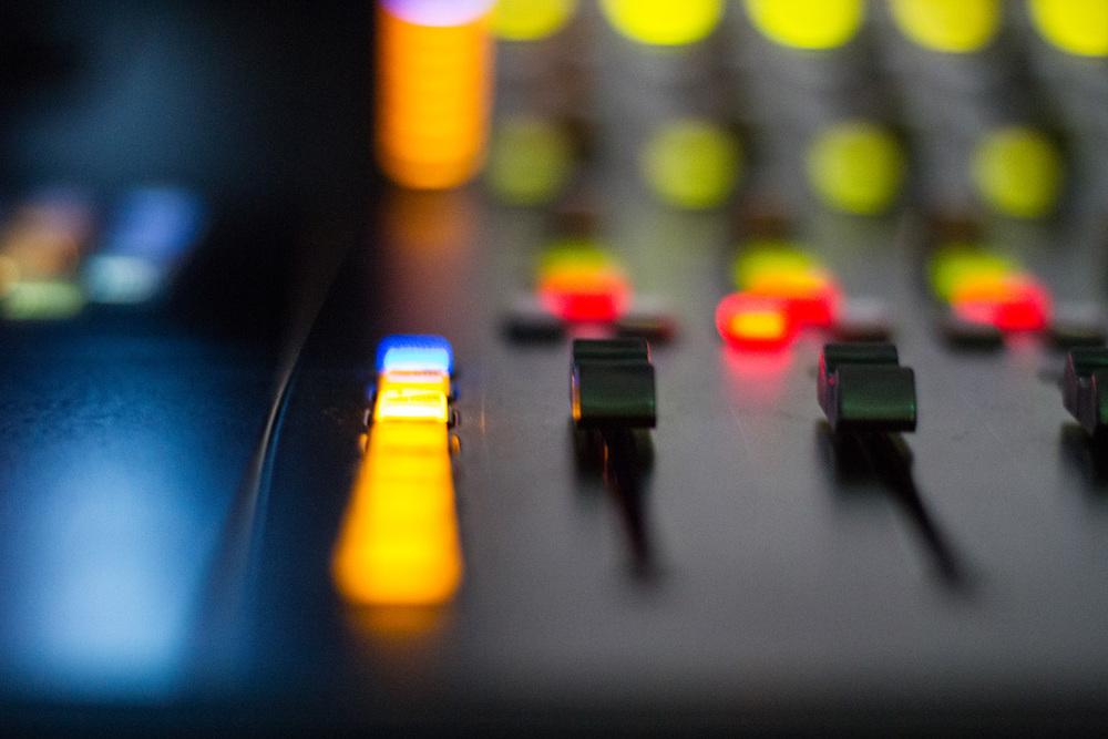 Audio Post Desk 1