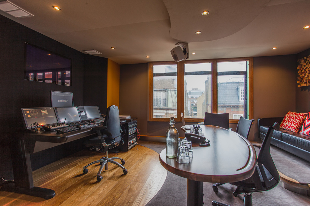 Audio Post Production Studio 5