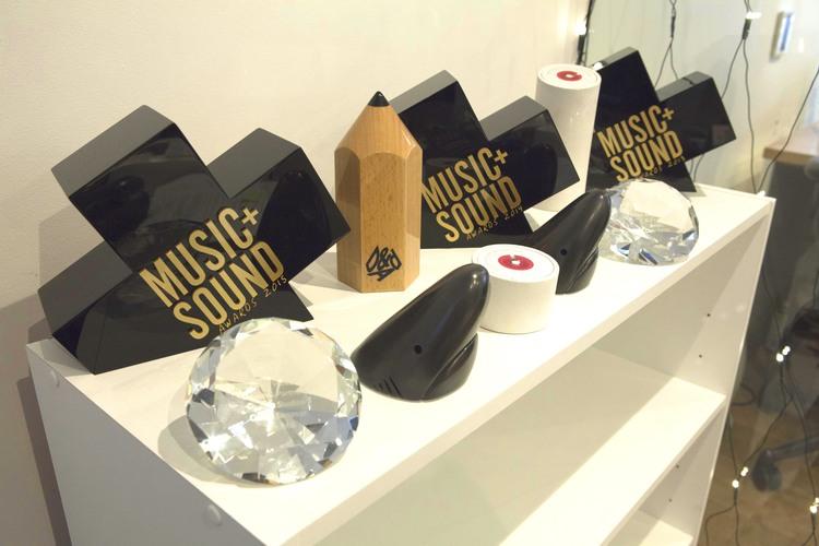 Award winning sound design
