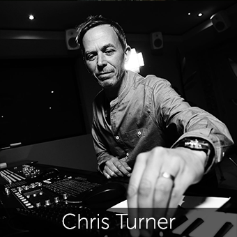 Chris Turner is a multi award-winning sound designer who always goes above and beyond. Having started his career as a music engineer, he has gone on to sound design some of the most memorable ads on TV, Cinema, Radio and Online.
