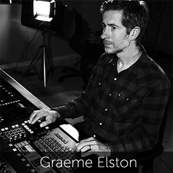 Graeme has been with Jungle since 1996, clocking up 20 whole years with the company. This makes Graeme a senior sound engineer at Jungle Towers. He revels in  directing voices, always striking a rapport with the VO artist and getting the best out of the Actor for the session, and his favourite scripts are the ones with strong ideas, warmth and humour