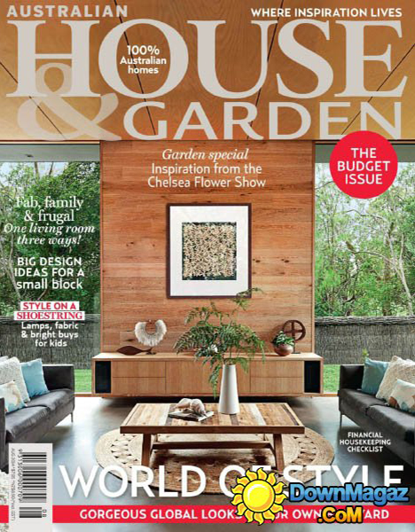 House and Garden Magazine Press