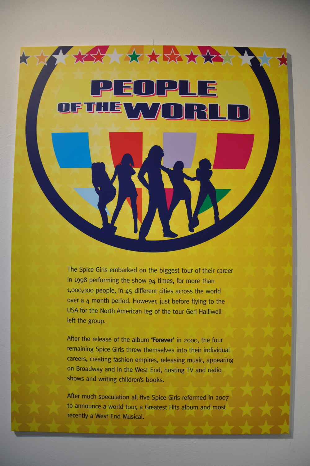 06. Spiceworld The Exhibition, Derry Londonderry, August - October 2012.JPG