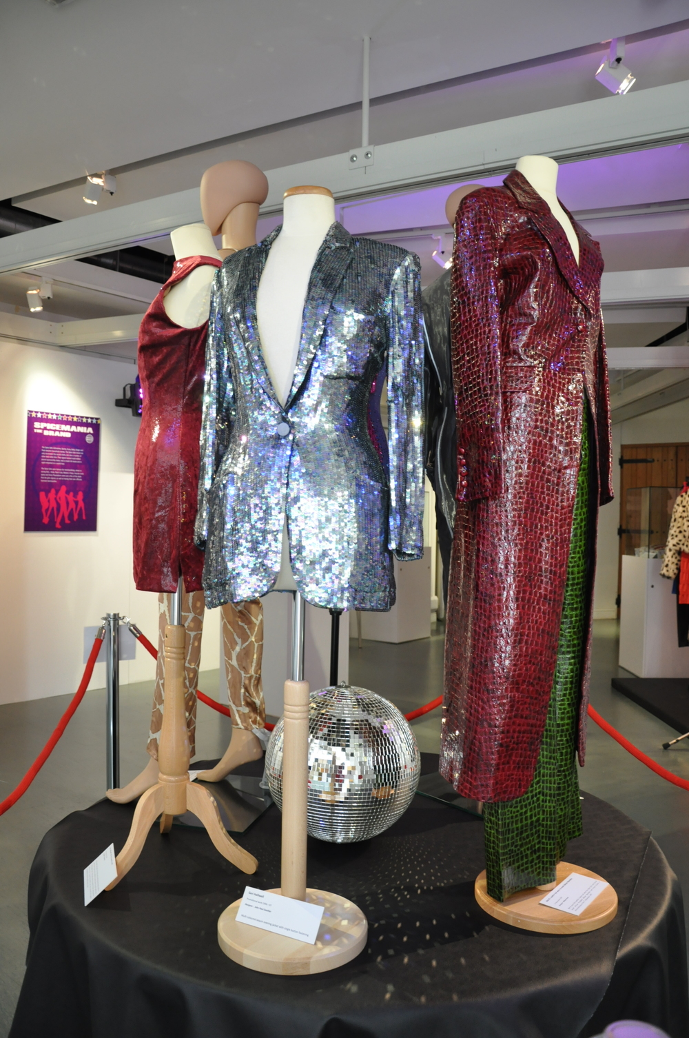 08. Spiceworld The Exhibition, Derry Londonderry, August - October 2012.JPG