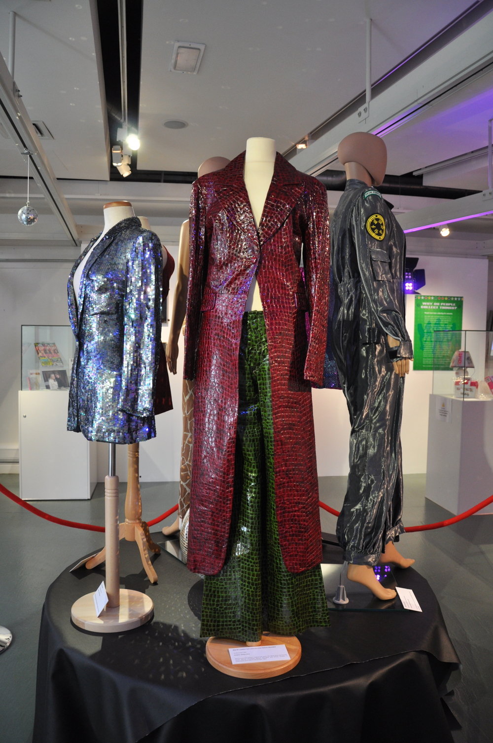 09. Spiceworld The Exhibition, Derry Londonderry, August - October 2012.JPG