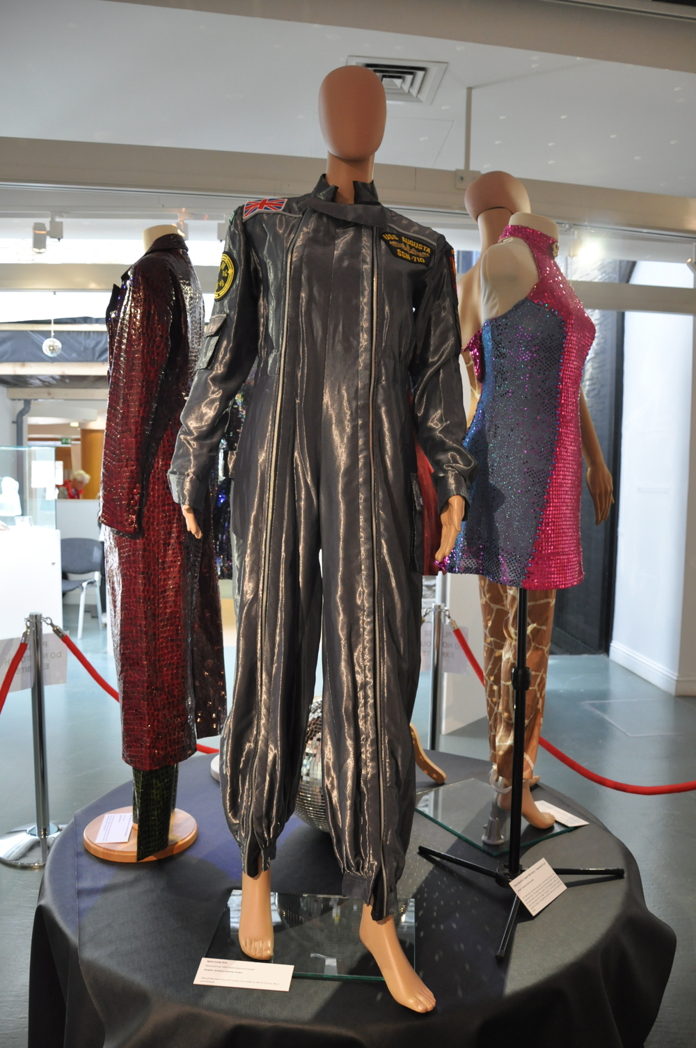 11. Spiceworld The Exhibition, Derry Londonderry, August - October 2012.JPG