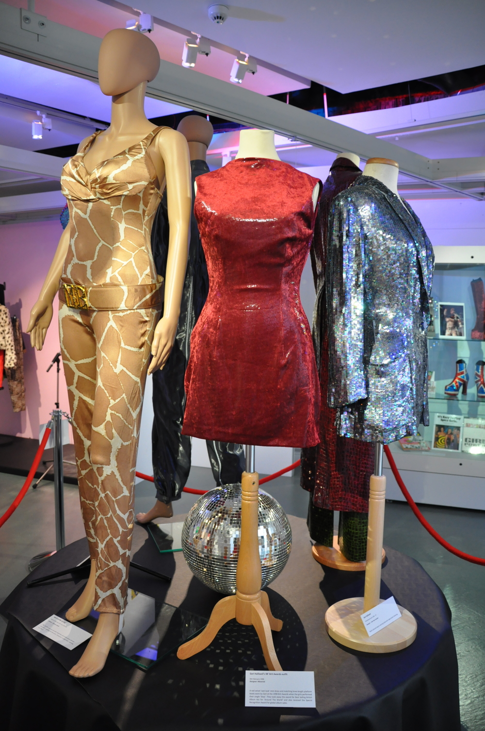 14. Spiceworld The Exhibition, Derry Londonderry, August - October 2012.JPG
