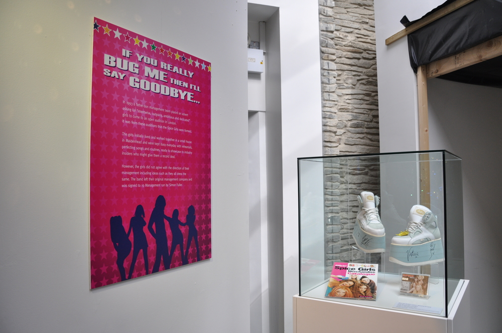 15. Spiceworld The Exhibition, Derry Londonderry, August - October 2012.JPG