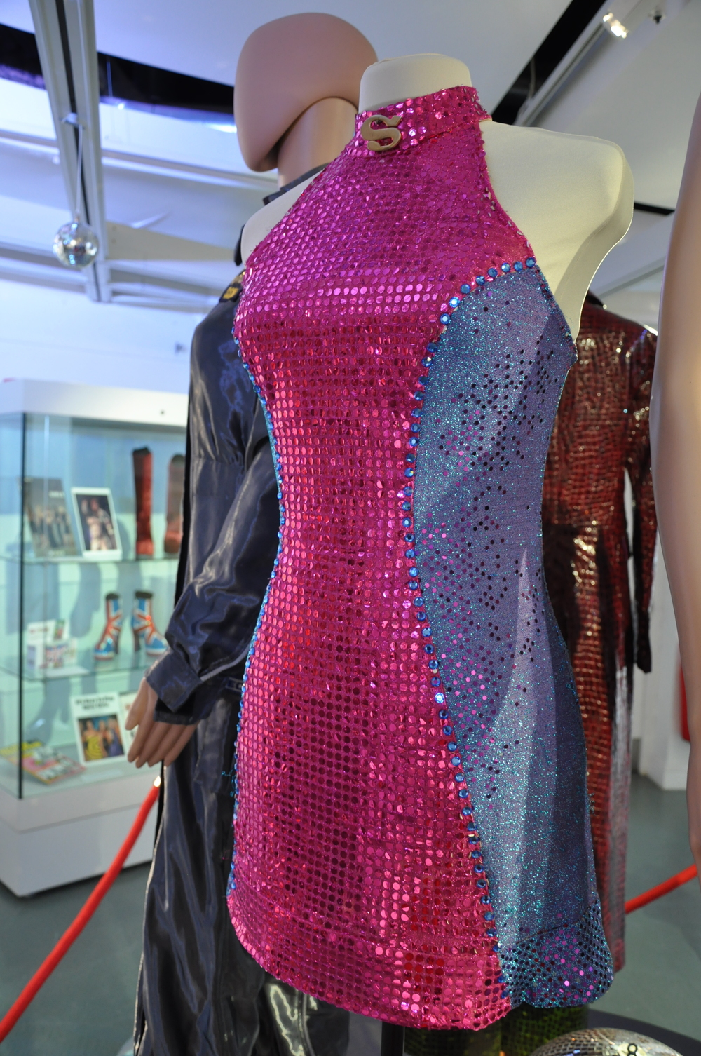 19. Spiceworld The Exhibition, Derry Londonderry, August - October 2012.JPG