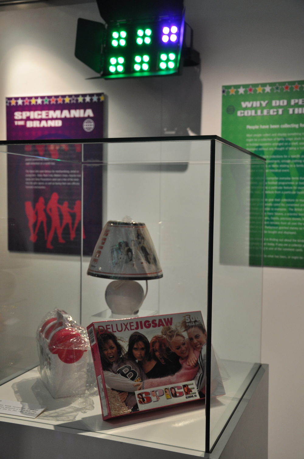 20. Spiceworld The Exhibition, Derry Londonderry, August - October 2012.JPG