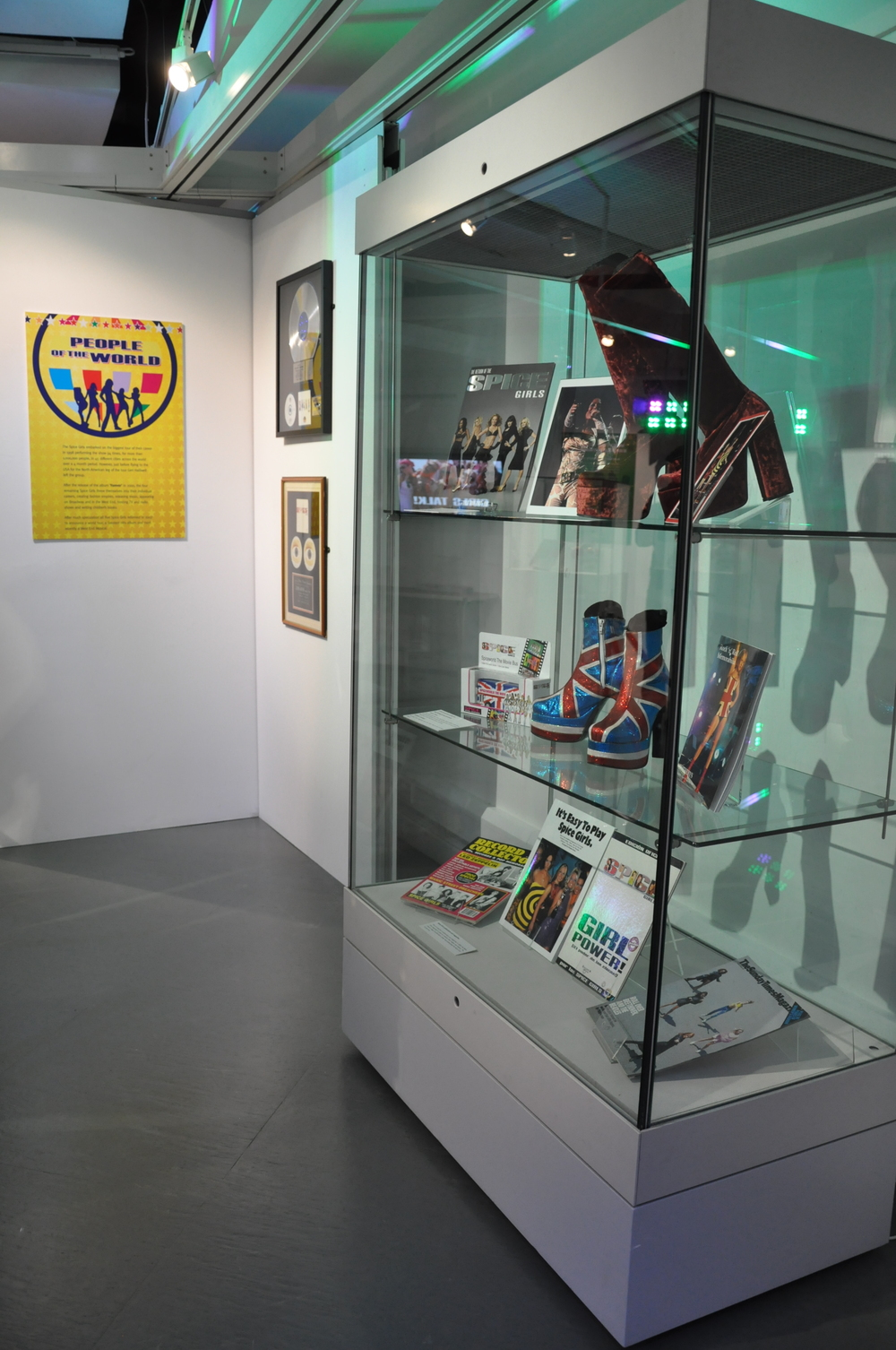 26. Spiceworld The Exhibition, Derry Londonderry, August - October 2012.JPG