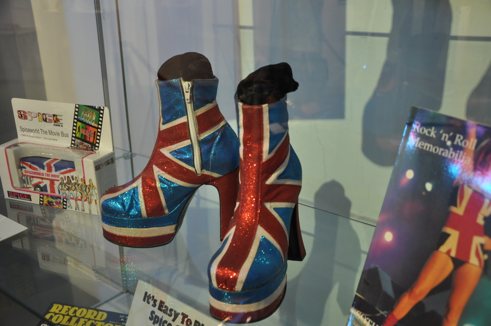 28. Spiceworld The Exhibition, Derry Londonderry, August - October 2012.JPG