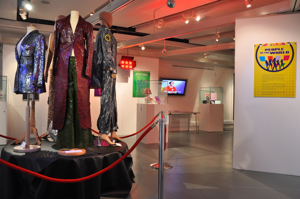 27. Spiceworld The Exhibition, Derry Londonderry, August - October 2012.JPG
