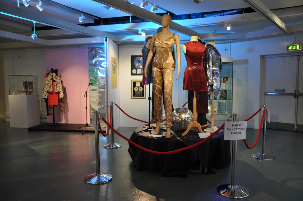 35. Spiceworld The Exhibition, Derry Londonderry, August - October 2012.JPG