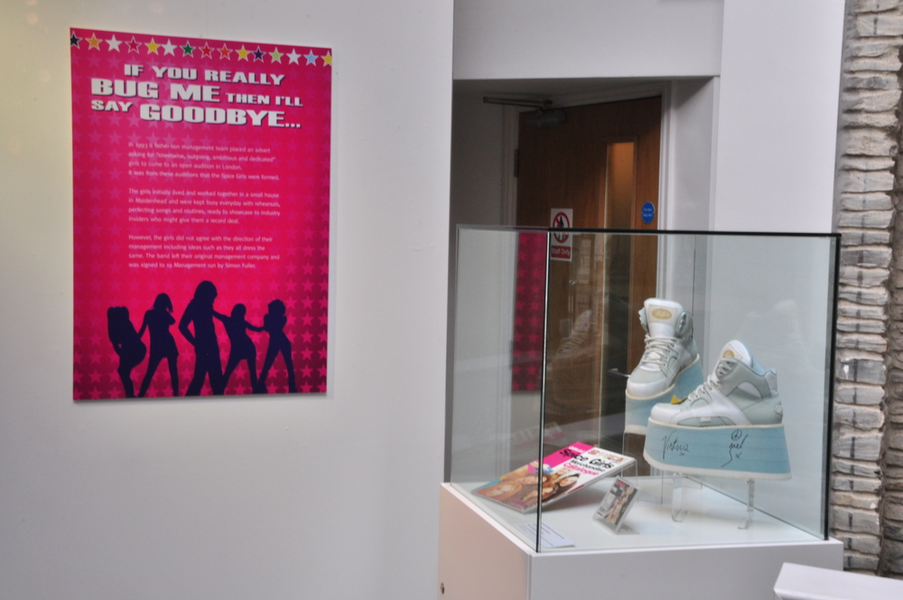 41. Spiceworld The Exhibition, Derry Londonderry, August - October 2012.JPG