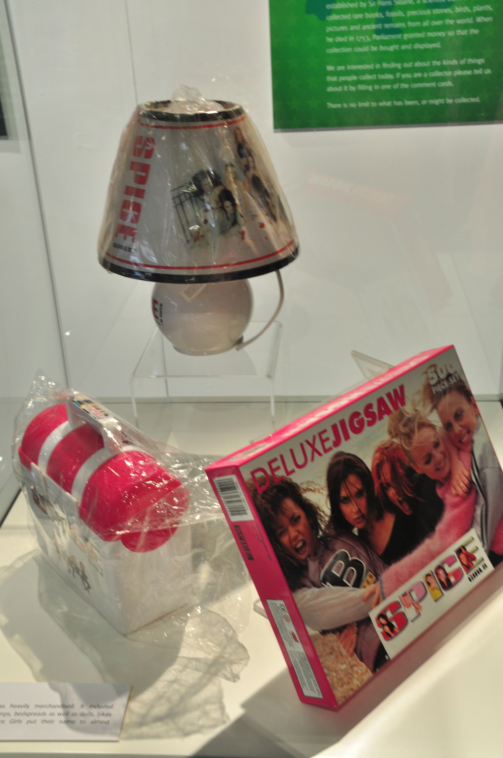 45. Spiceworld The Exhibition, Derry Londonderry, August - October 2012.JPG