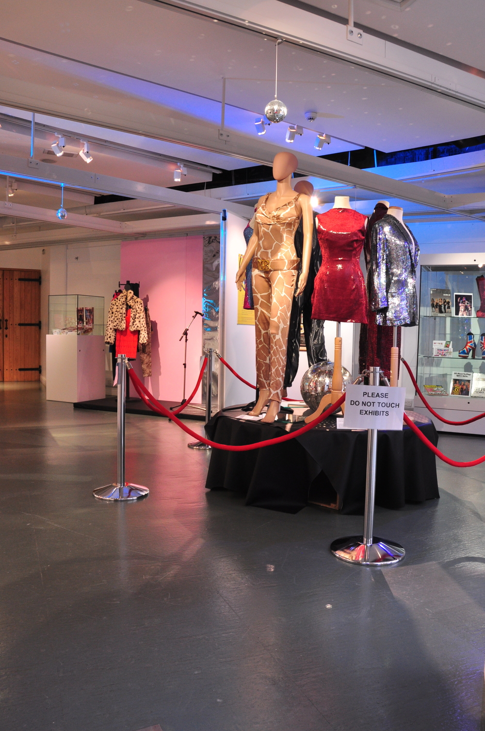 47. Spiceworld The Exhibition, Derry Londonderry, August - October 2012.JPG