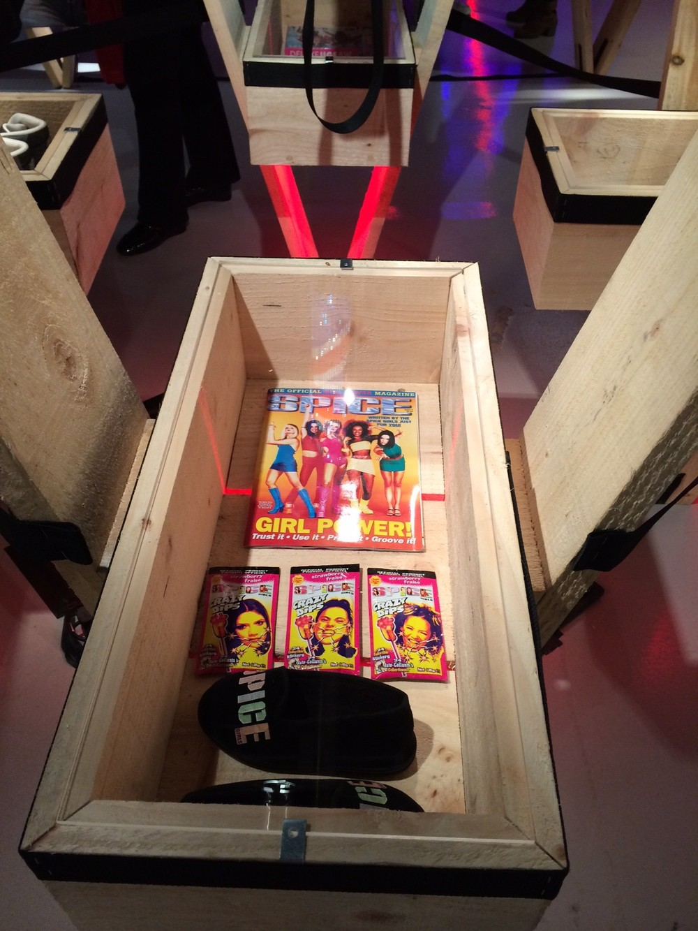 Virgin Records: 40 Years of Disruptions. [The Exhibition!]