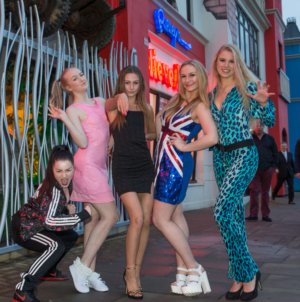 34. Spice Girls Exhibition at Ripley's Blackpool. Photo Credit - Steve Lee, 2016.jpg
