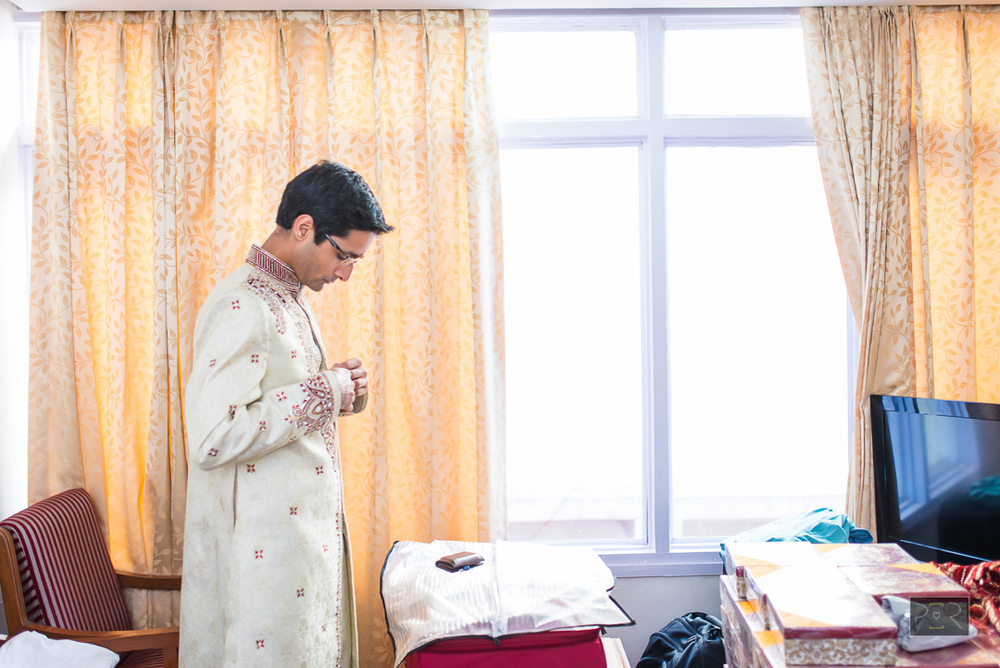 Rohit + Megha - Groom Getting Ready -5.jpg