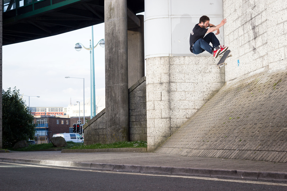Eddie Belvedere-FS flip