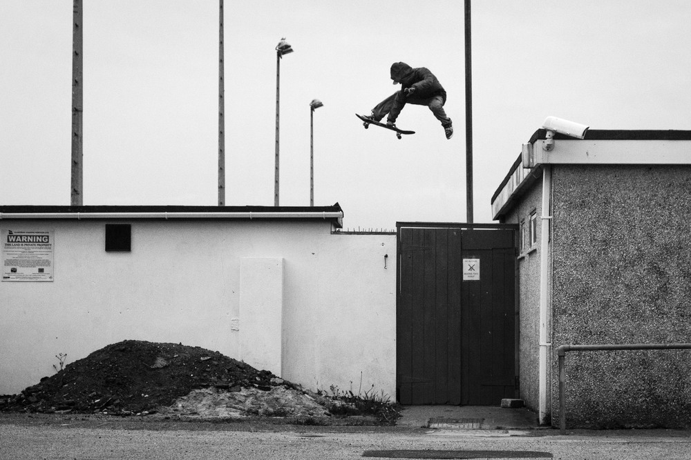Jake Sparham-Frontside Boneless