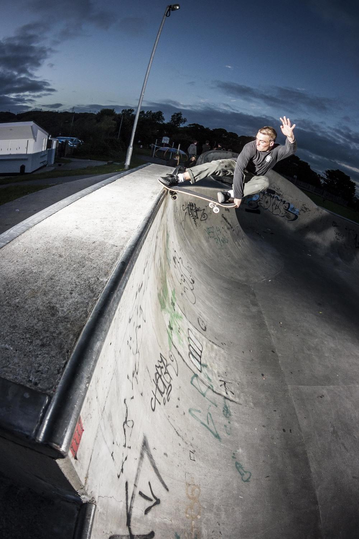 Josh Rounding-Crailslide