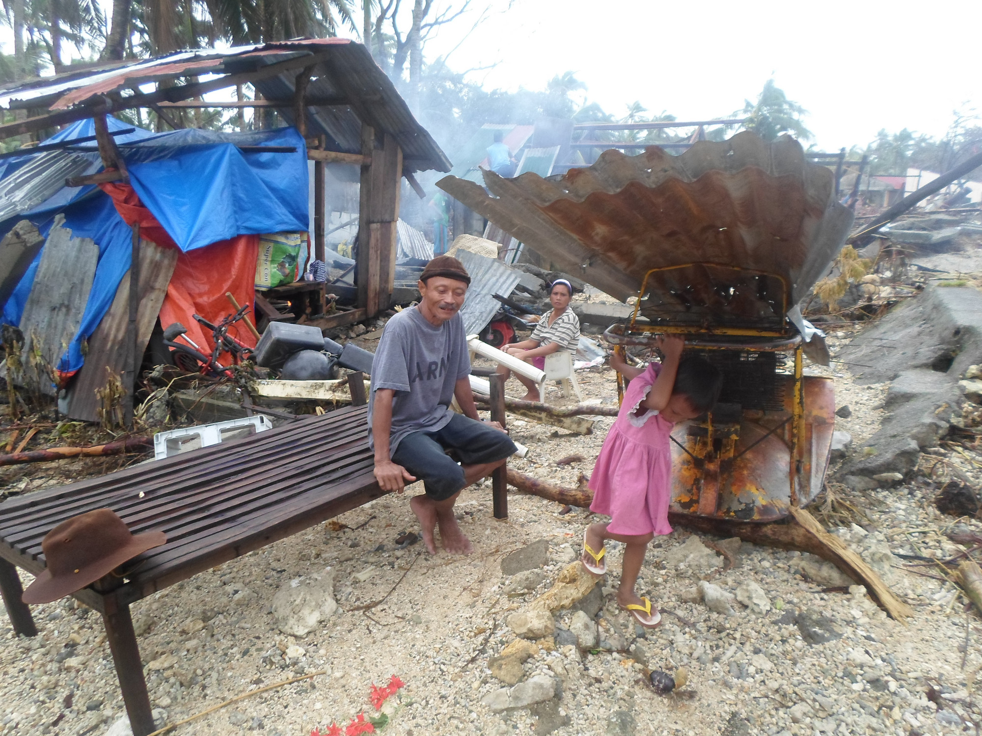 Deaths in Philippines continue in typhoon wake — Week of ...