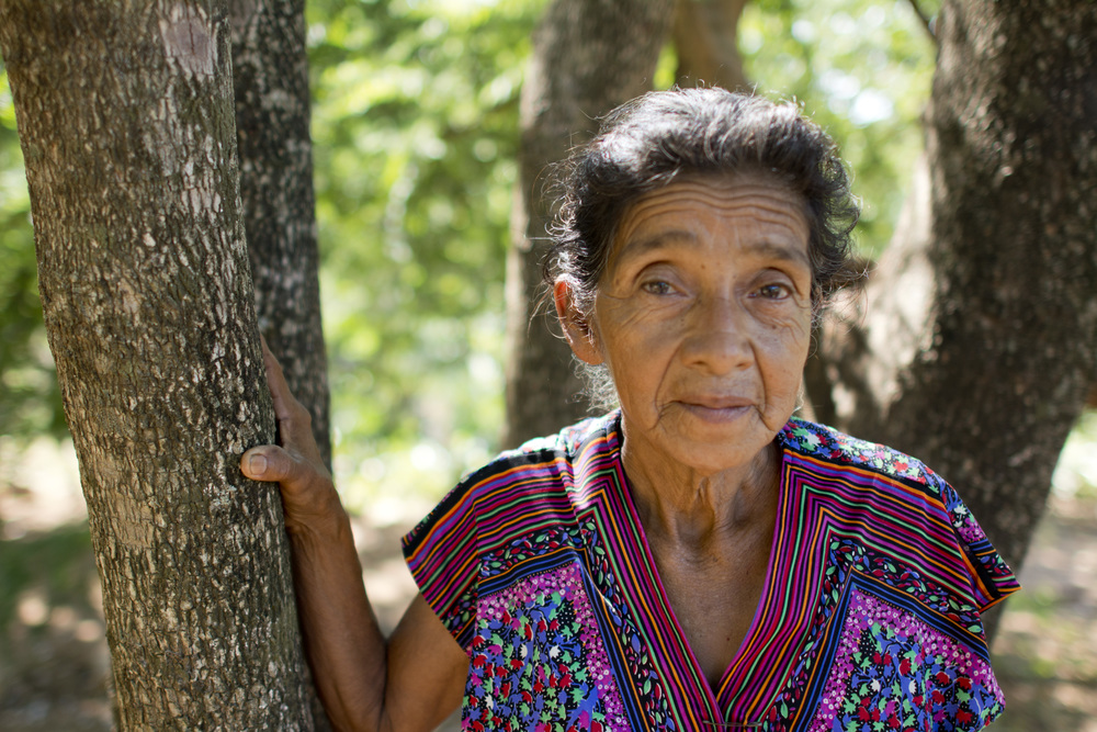 """We were eating just two pounds a week between the six of us."" - Doña María"