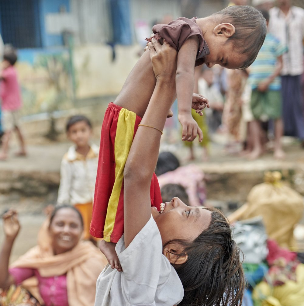 Photo credit: Paul Jeffrey/ACT Alliance   More than 600,000 Rohingya have fled government-sanctioned violence in Myanmar for safety in Bangladesh, where Week of Compassion is helping provide humanitarian aid.