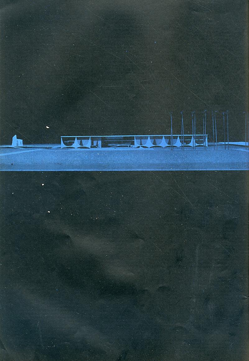 Oscar Niemeyer - Revista Módulo 7   1957