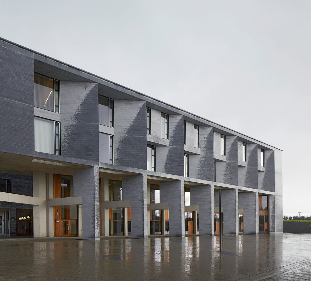 University of Limerick Medical School, Ireland, 2012 Grafton Architects