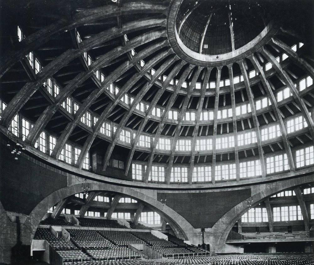 Centennial Hall, Wrocław, Poland, 1913 Max Berg