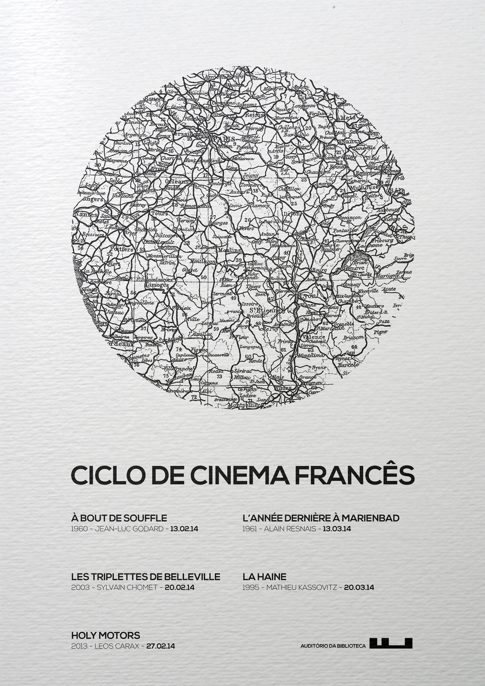 Ciclo de Cinema Francês