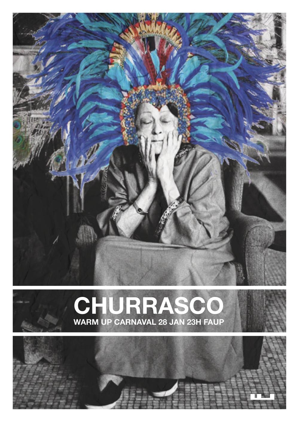 Churrasco Carnaval 2016
