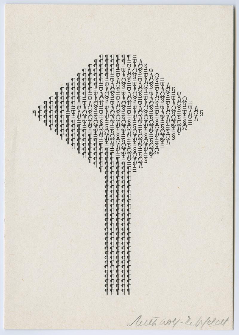 Zeichensignal, 1970's