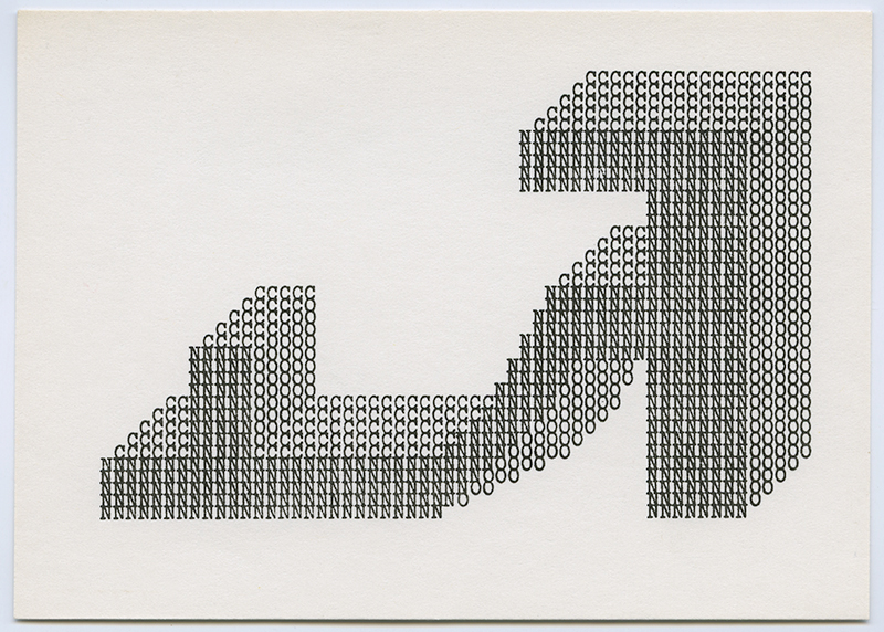 Concrete shoe , 1970's