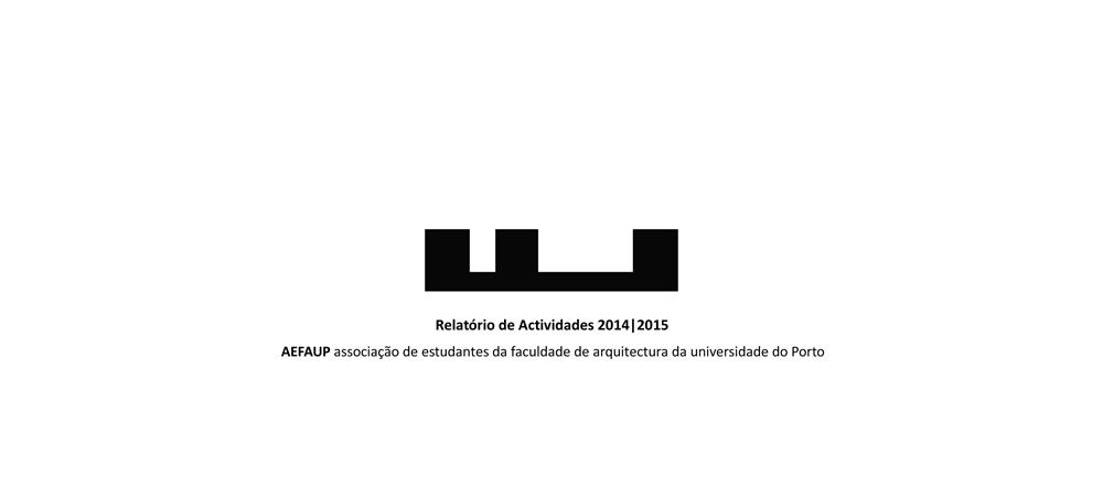 RELATÓRIO DE ACTIVIDADES E CONTAS INTERCALAR 2014